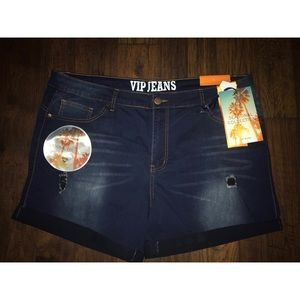 VIP Jeans- Shorts